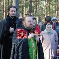 Престольный праздник в честь преподобных старцев Оптинских