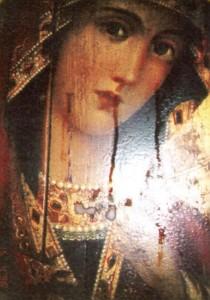 Иверская икона Божией Матери явленная в Монреале
