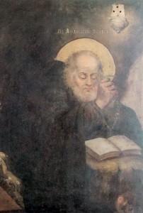 Преподобный Афанасий Печерский затворник