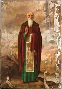 Преподобный Димитрий Прилуцкий, вологодский чудотворец