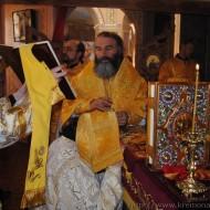 Рукоположение Аристарха и Владимира