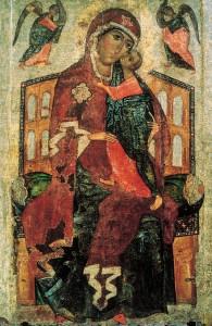 Богоматерь Толгская, 1327 г.