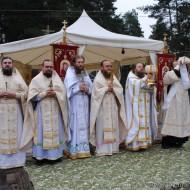 Праздник Преображения Господня в нашей обители