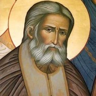 Преподобный Серафим Саровский чудотворец