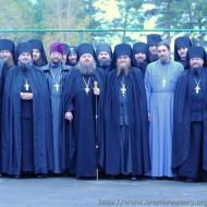 Престольный праздник в честь Оптинских старцев, 24.10.2011