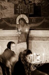 Великий пост. В храмах читается канон Андрея Критского