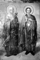 Святые мученики Мавра и Тимофей