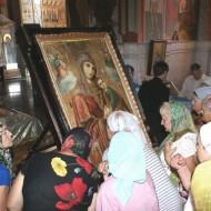 Страстная икона Божией Матери в Севастополе