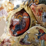 В предверии Рождества Христова