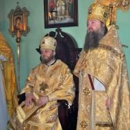 визит владыки Никодима, 3.03.2013