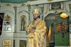 Проповедь владыки Никодима