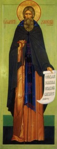 Основатель Свято-Троицкого Зеленцкого монастыря преподобный Мартирий