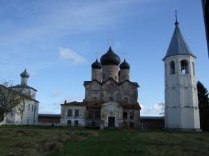 Свято-Троицкий Зеленецкий мужской монастырь