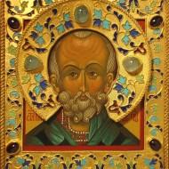 Коллекция икон святителя Николая Чудотворца