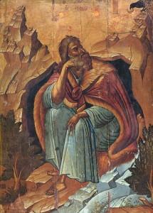 Пророк Божий Илия Фесвитянин