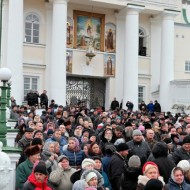 Защитники Почаевской Лавры