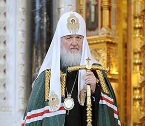 Патриарх Кирилл: «Мое сердце с Одессой, оплакивающей своих детей»