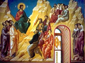 Чтобы видеть Божественный свет телесными очами, как видели его ученики на Фаворе, нужно быть причастником этого света