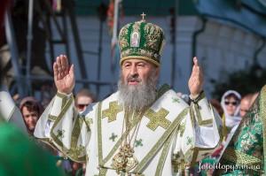 Синод Украинской Церкви провёл  Митрополит Черновицкий и Буковинский Онуфрий