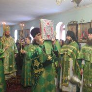 Литургия на на день памяти Собора Оптинских старцев
