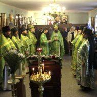 24.10.2019 Кременная. Собор Оптинских старцев